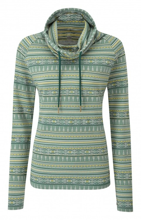Sherpa Adventure Gear Preeti Pullover Women Sherpa Adventure Gear Preeti Pullover Women Farbe / color: khola green ()