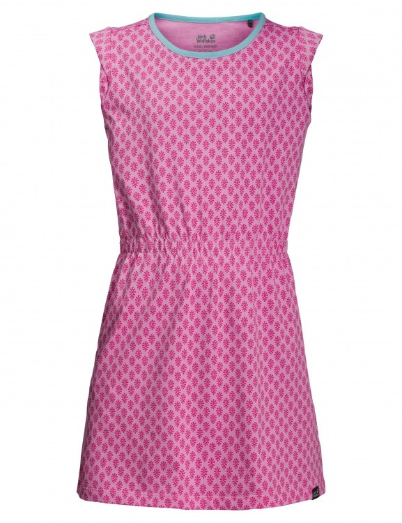 Jack Wolfskin Lily Lagoon Dress Jack Wolfskin Lily Lagoon Dress Farbe / color: pink peony allover ()