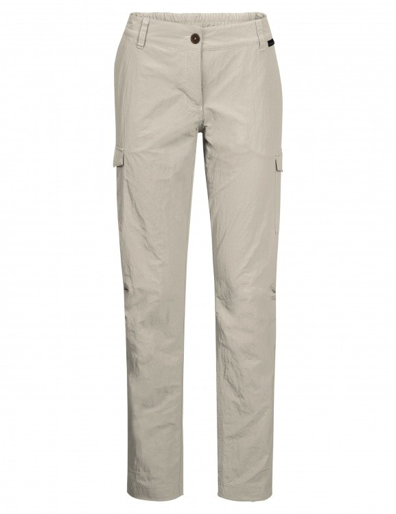 Jack Wolfskin Lakeside Pants Women Jack Wolfskin Lakeside Pants Women Farbe / color: dusty grey ()