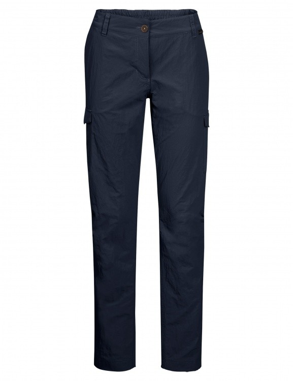 Jack Wolfskin Lakeside Pants Women Jack Wolfskin Lakeside Pants Women Farbe / color: midnight blue ()