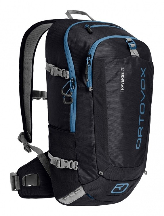 Ortovox Traverse 20 Ortovox Traverse 20 Farbe / color: black raven ()