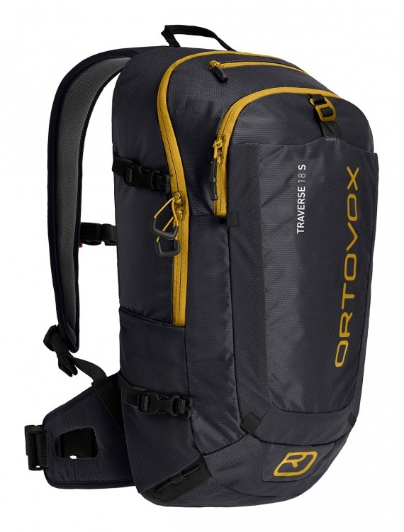 Ortovox Traverse 18 S Ortovox Traverse 18 S Farbe / color: black raven ()