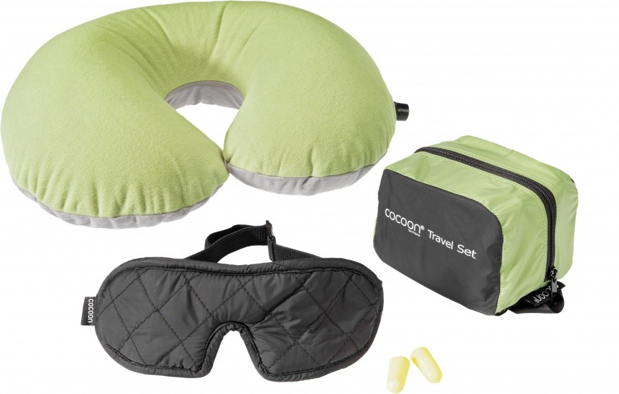 Cocoon TravelSet Ultralight Cocoon TravelSet Ultralight Farbe / color: wasabi/black ()
