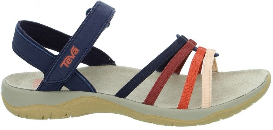 Teva Elzada Sandal Web Women Teva Elzada Sandal Web Women Farbe / color: eclipse multi ()