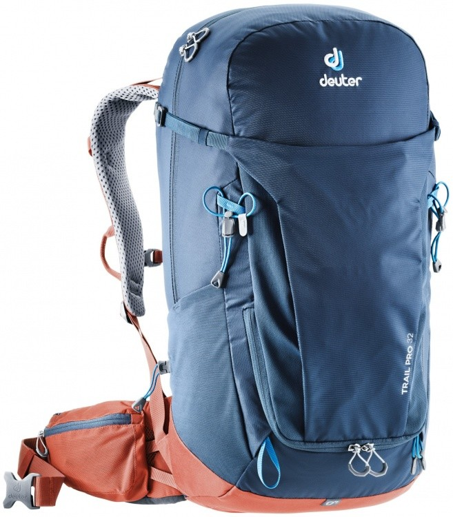 Deuter Trail Pro 32 Deuter Trail Pro 32 Farbe / color: midnight-lava ()