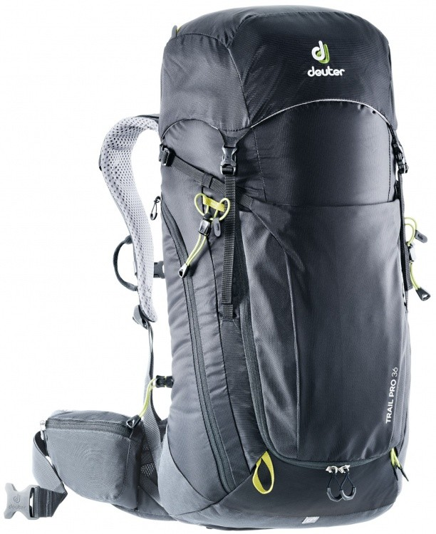 Deuter Trail Pro 36 Deuter Trail Pro 36 Farbe / color: black-graphite ()