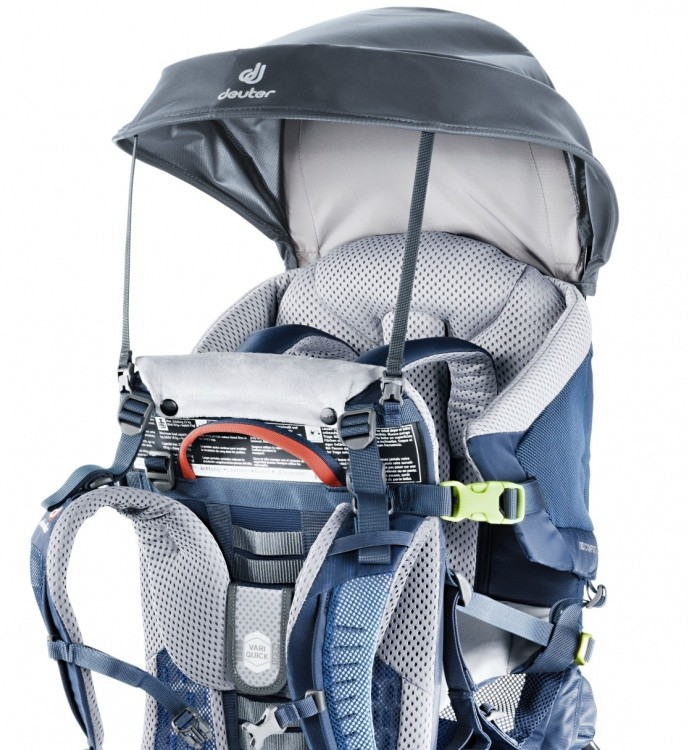 Deuter KC Sun Roof Deuter KC Sun Roof Farbe / color: graphite ()