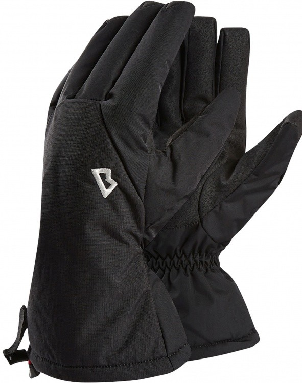 Mountain Equipment Mountain Glove Womens Mountain Equipment Mountain Glove Womens Farbe / color: black ()