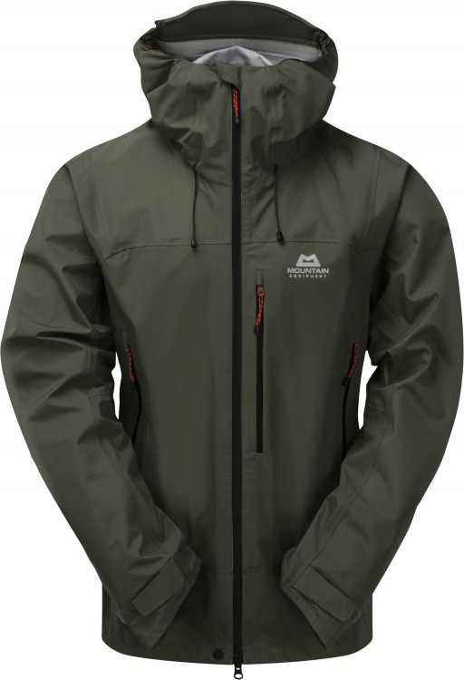 Mountain Equipment Ogre Jacket Mountain Equipment Ogre Jacket Farbe / color: graphite ()