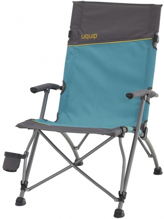 uquip Folding Chair Sidney uquip Folding Chair Sidney Farbe / color: petrol ()