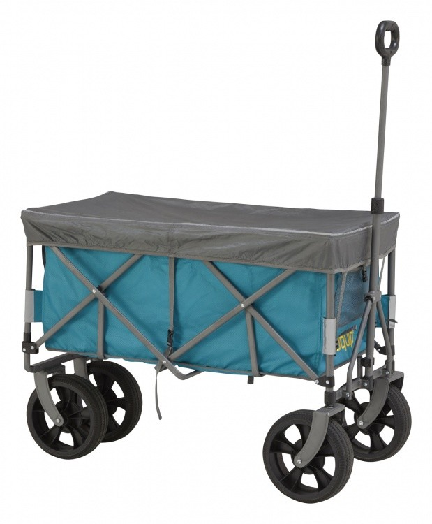 uquip Folding Cart Holly uquip Folding Cart Holly Farbe / color: petrol ()