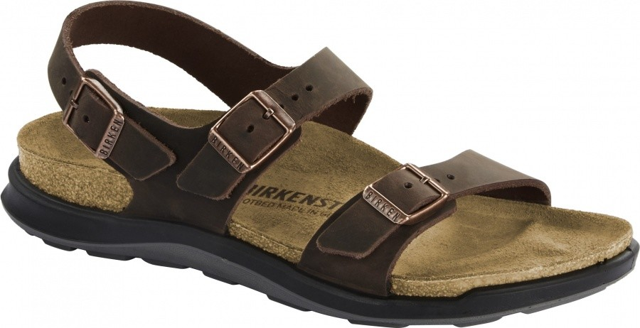 Birkenstock Sonora CT Oiled Leather Birkenstock Sonora CT Oiled Leather Farbe / color: habana ()