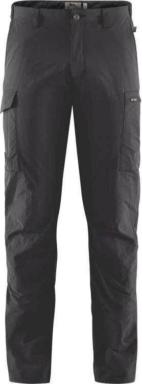 Fjällräven Travellers MT Trousers Men Fjällräven Travellers MT Trousers Men Farbe / color: dark grey ()