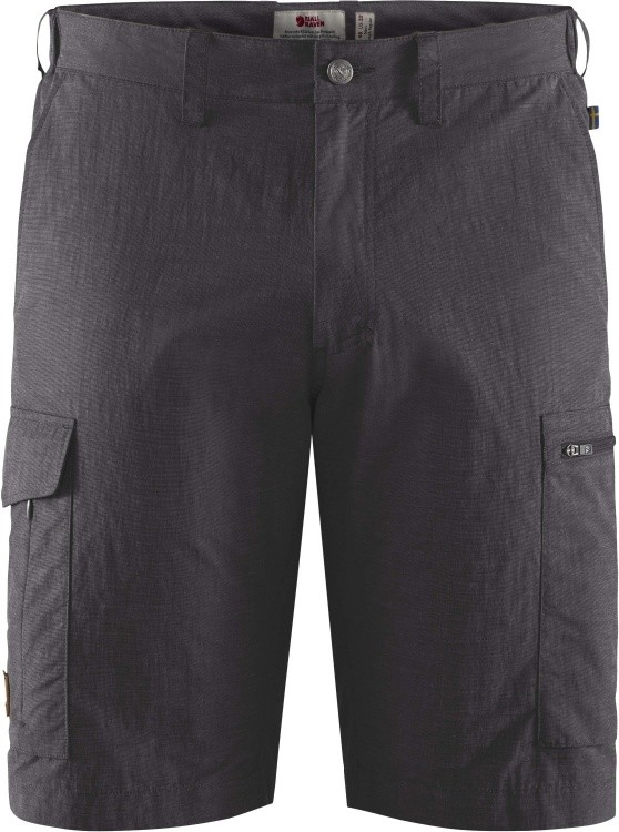 Fjällräven Travellers MT Shorts Men Fjällräven Travellers MT Shorts Men Farbe / color: dark grey ()