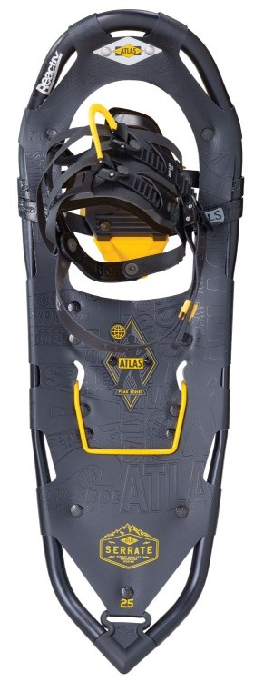 Atlas Snow-Shoe Serrate Atlas Snow-Shoe Serrate Atlas Serrate ()