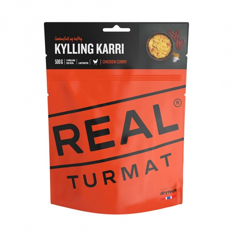 Drytech Real Turmat Chicken Curry Drytech Real Turmat Chicken Curry Drytech Chicken Curry ()