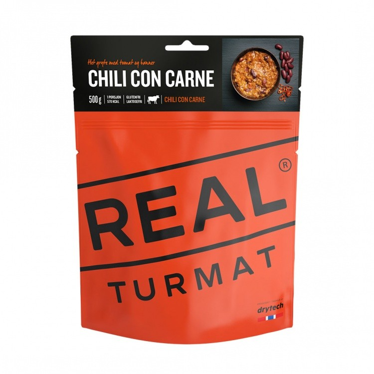 Drytech Real Turmat Chili Con Carne Drytech Real Turmat Chili Con Carne Drytech Chili Con Carne ()