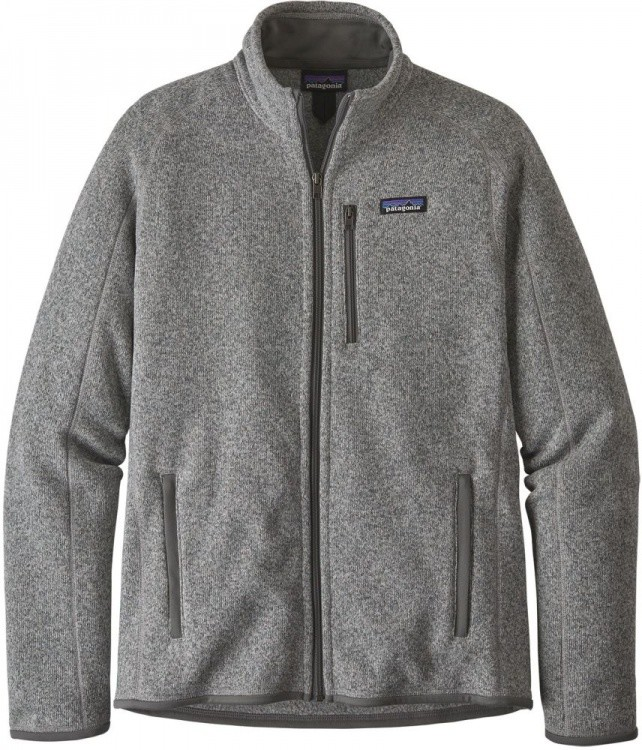 Patagonia Better Sweater Jacket Patagonia Better Sweater Jacket Farbe / color: stonewash ()