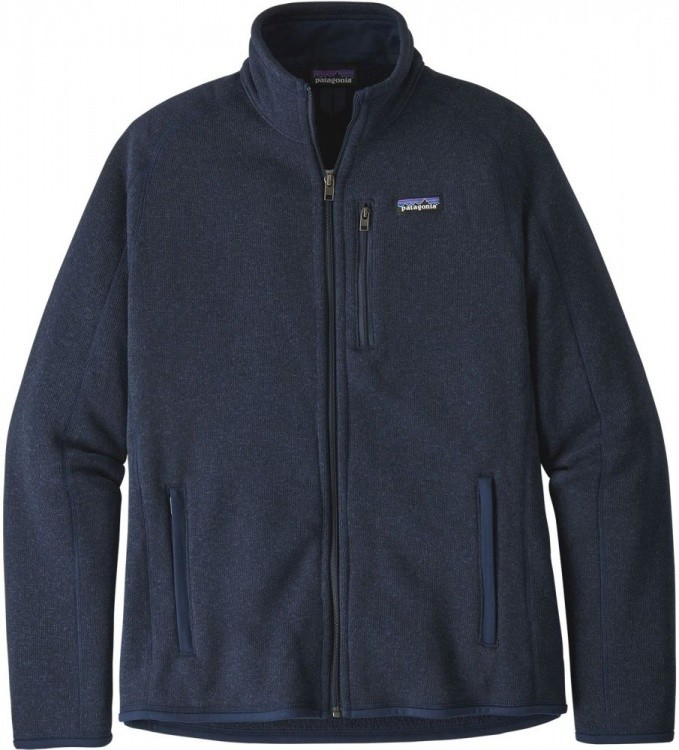 Patagonia Better Sweater Jacket Patagonia Better Sweater Jacket Farbe / color: new navy ()