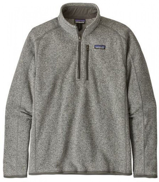 Patagonia Better Sweater 1/4-Zip Patagonia Better Sweater 1/4-Zip Farbe / color: stonewash ()