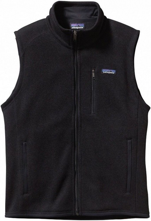 Patagonia Better Sweater Vest Patagonia Better Sweater Vest Farbe / color: black ()