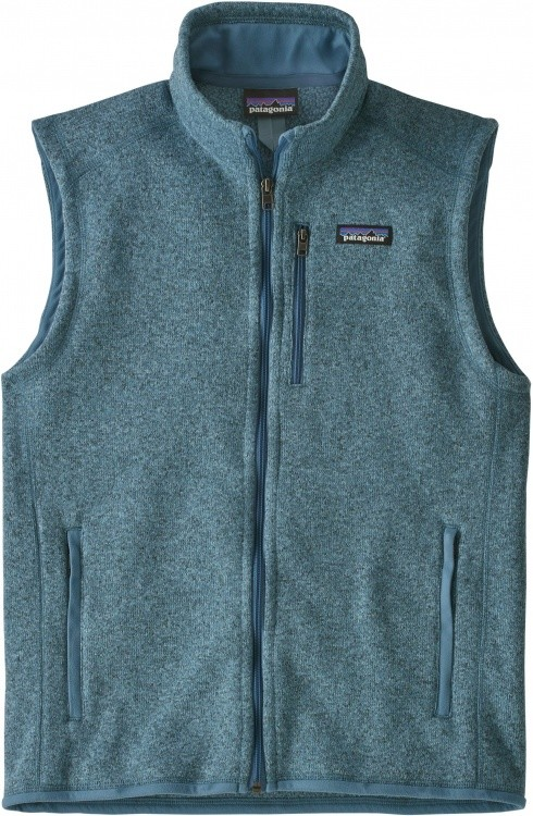 Patagonia Better Sweater Vest Patagonia Better Sweater Vest Farbe / color: pigeon blue ()