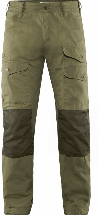 Fjällräven Vidda Pro Ventilated Trousers Fjällräven Vidda Pro Ventilated Trousers Farbe / color: laurel green/deep forest ()