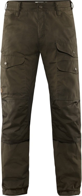 Fjällräven Vidda Pro Ventilated Trousers Fjällräven Vidda Pro Ventilated Trousers Farbe / color: dark olive ()