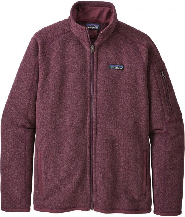 Patagonia Womens Better Sweater Jacket Patagonia Womens Better Sweater Jacket Farbe / color: light balsamic ()