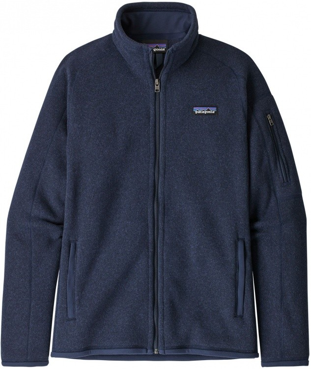 Patagonia Womens Better Sweater Jacket Patagonia Womens Better Sweater Jacket Farbe / color: new navy ()