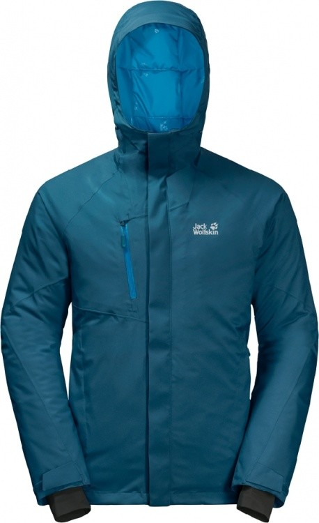 Jack Wolfskin Troposphere Jacket Men Jack Wolfskin Troposphere Jacket Men Farbe / color: dark cobalt ()