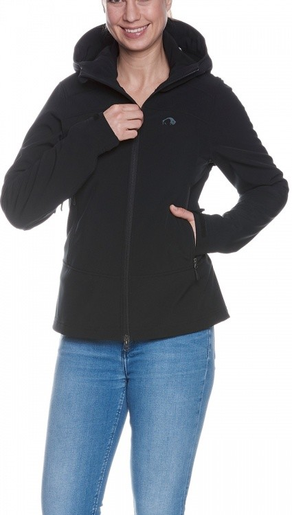 Tatonka Marto Womens Recco Jacket Tatonka Marto Womens Recco Jacket Farbe / color: black ()