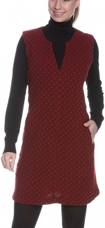 Tatonka Kolma Womens Dress Tatonka Kolma Womens Dress Farbe / color: cherry red ()