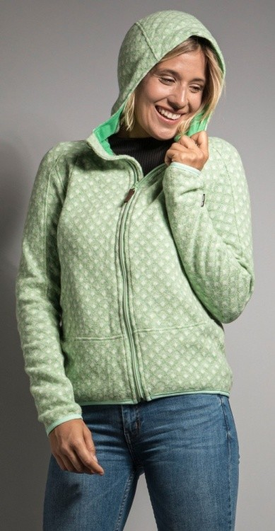 Tatonka Kolma Womens Hooded Jacket Tatonka Kolma Womens Hooded Jacket Farbe / color: mint ()