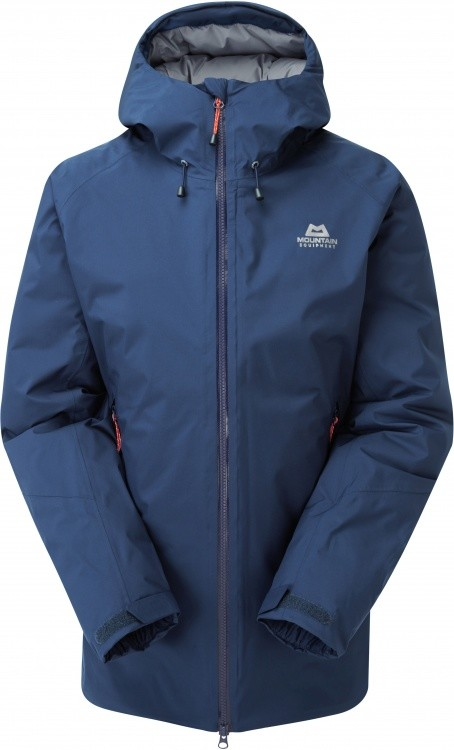 Mountain Equipment Triton Jacket Womens Mountain Equipment Triton Jacket Womens Farbe / color: denim blue ()