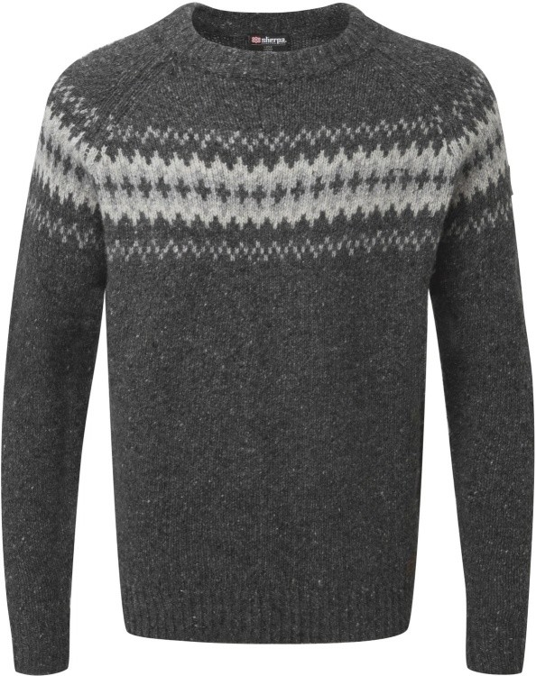 Sherpa Adventure Gear Dumji Crew Sweater Sherpa Adventure Gear Dumji Crew Sweater Farbe / color: kharani grey ()