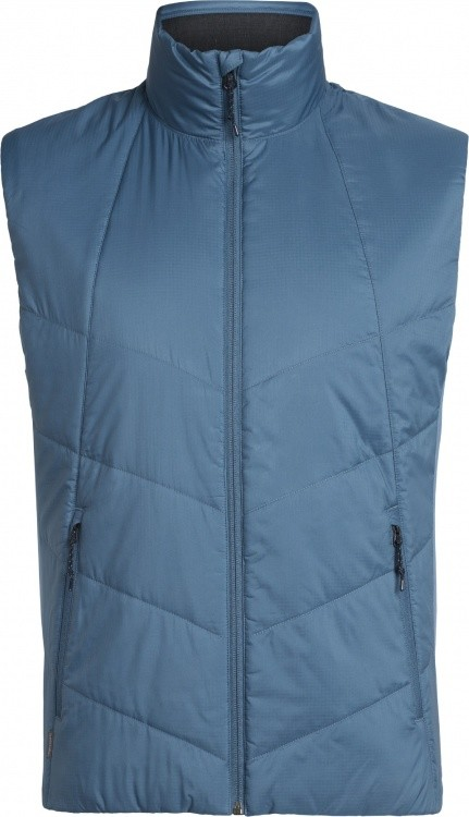 Icebreaker Helix Vest Icebreaker Helix Vest Farbe / color: thunder ()