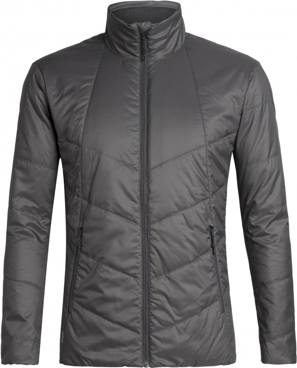 Icebreaker Helix Jacket Icebreaker Helix Jacket Farbe / color: monsoon ()
