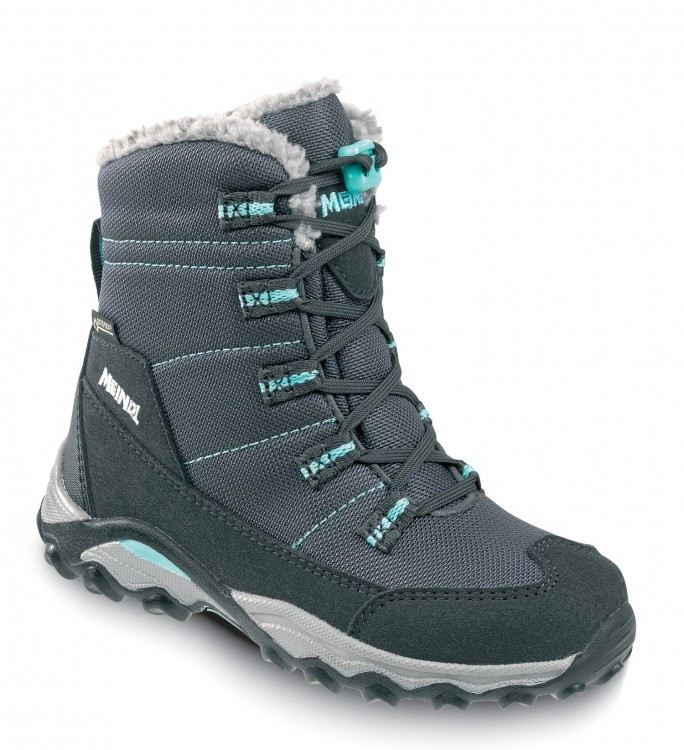 Meindl Yolup Junior GTX Meindl Yolup Junior GTX Farbe / color: graphit/türkis ()