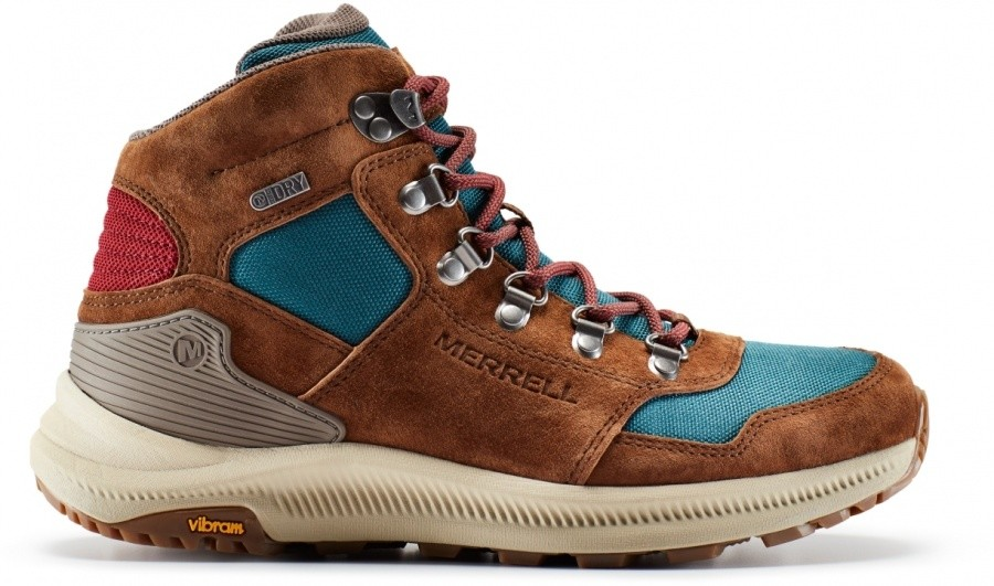 Merrell Ontario 85 Mid WP Women Merrell Ontario 85 Mid WP Women Farbe / color: dragonfly ()