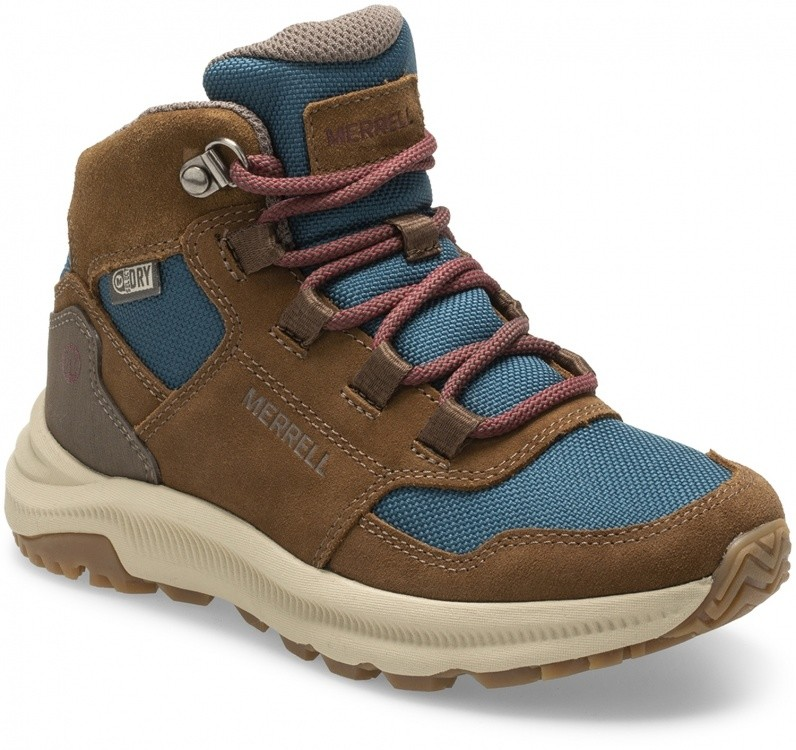 Merrell Ontario Mid WP Kids Merrell Ontario Mid WP Kids Farbe / color: dragonfly ()