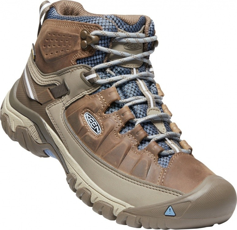 Keen Women Targhee III Mid WP Keen Women Targhee III Mid WP Farbe / color: brindle/quiet harbor ()