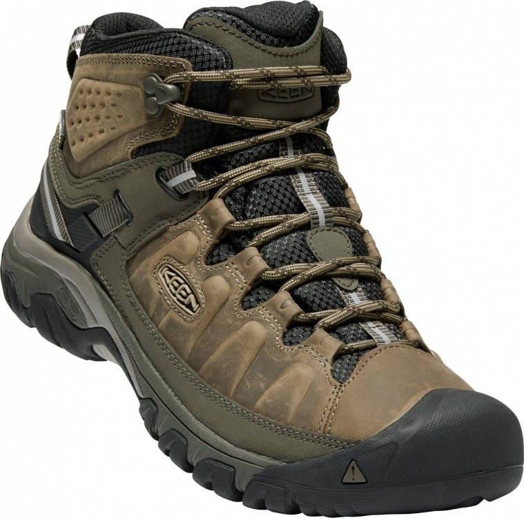 Keen Men Targhee III Mid WP Keen Men Targhee III Mid WP Farbe / color: bungee cord/black ()