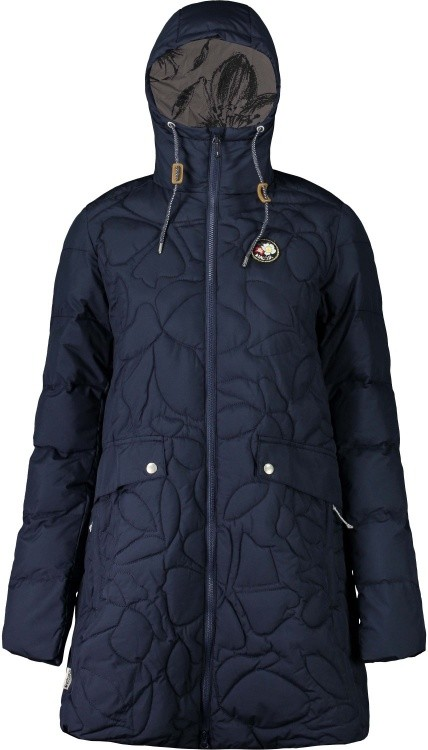 Maloja PrasürasM Coat Women Maloja PrasürasM Coat Women Farbe / color: mountain lake ()