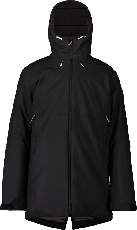 Maloja DadentM Padded Coat Maloja DadentM Padded Coat Farbe / color: moonless ()