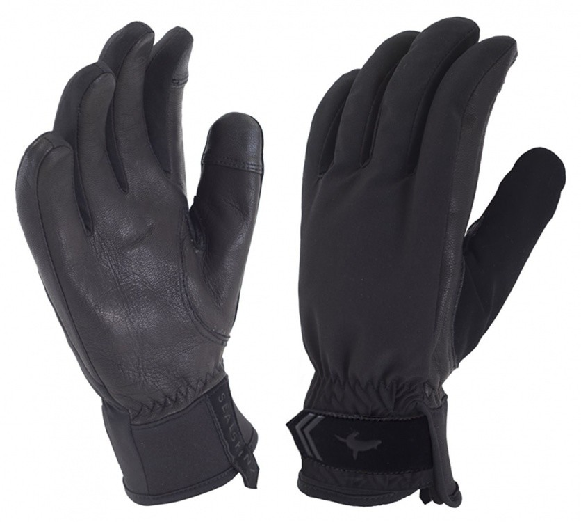 Sealskinz All Season Glove Sealskinz All Season Glove Farbe / color: black/charcoal ()