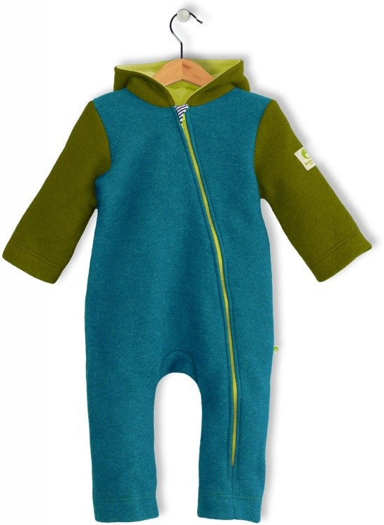 bubble.kid Berlin Anu Overall bubble.kid Berlin Anu Overall Farbe / color: aqua/gras ()