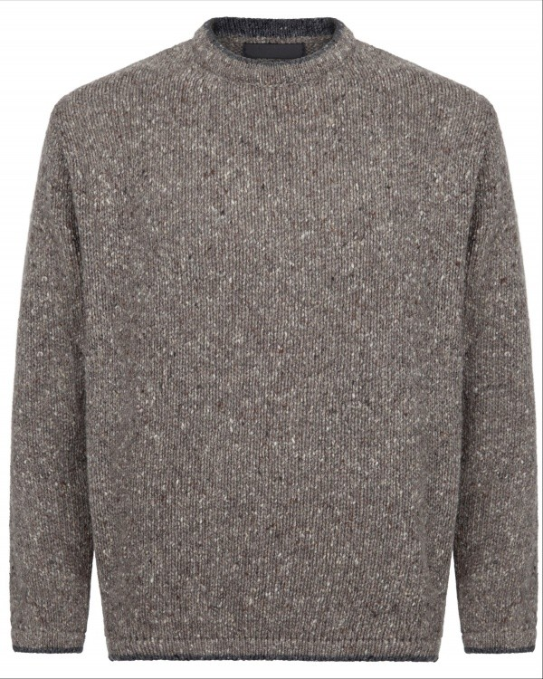 IrelandsEye Roundstone Sweater Men IrelandsEye Roundstone Sweater Men Farbe / color: rocky ground ()