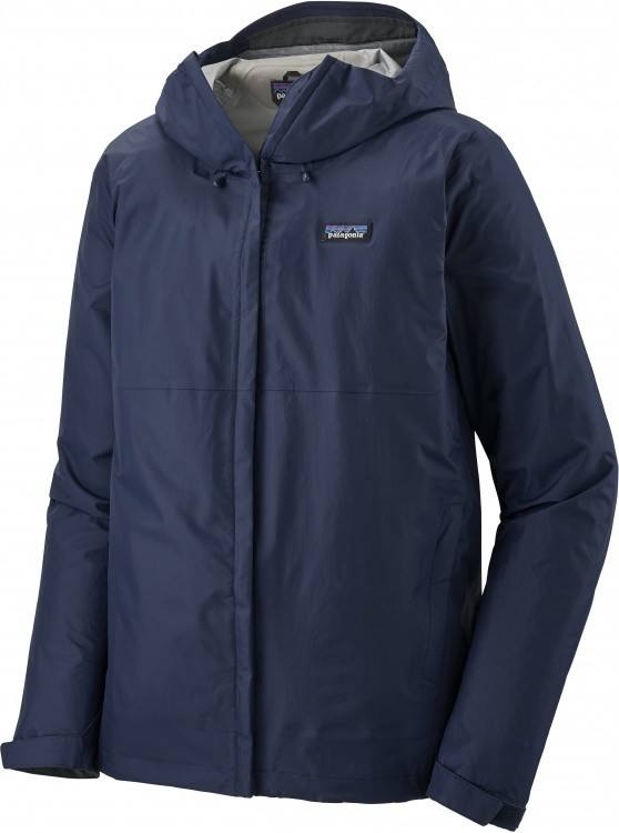 Patagonia Mens Torrentshell 3L Jacket Patagonia Mens Torrentshell 3L Jacket Farbe / color: classic navy ()