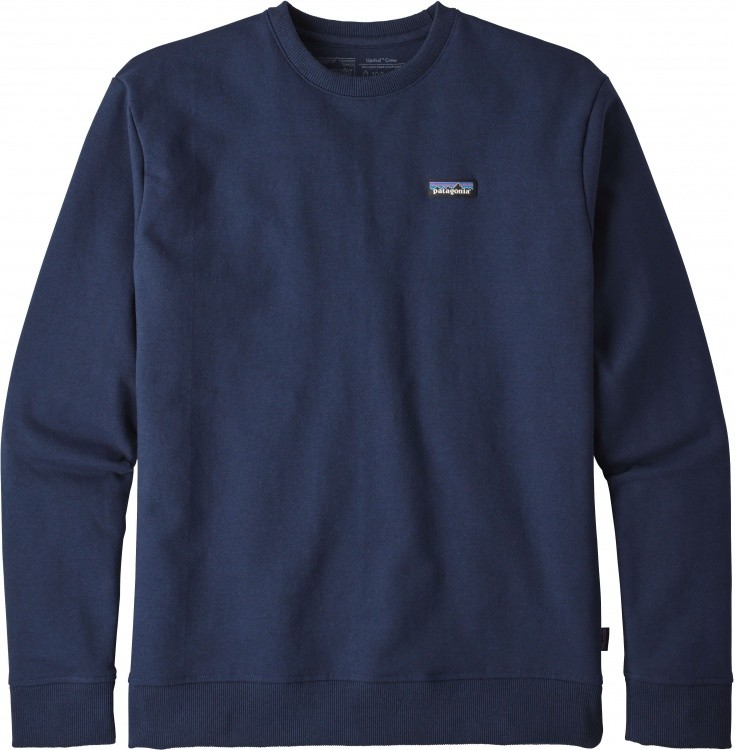 Patagonia Mens P-6 Label Uprisal Crew Sweatshirt Patagonia Mens P-6 Label Uprisal Crew Sweatshirt Farbe / color: classic navy ()